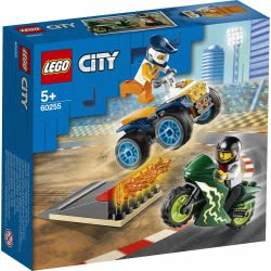 LEGO CITY In/Out 2020 Ομάδα Κασκαντέρ 60255 5702016617894