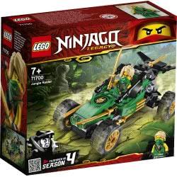 LEGO NINJAGO Legacy Jungle Raider 71700 5702016616866