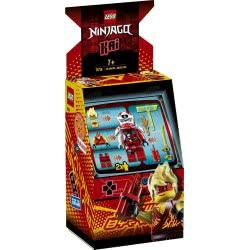 LEGO Ninjago Άβαταρ Κάι - Παιχνιδομηχανή Arcade 71714 5702016616996