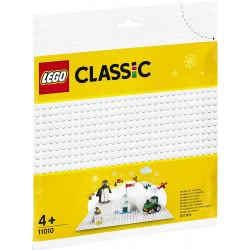 LEGO Classic White Baseplate 11010 5702016616613