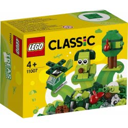LEGO Classic Creative Green Bricks 11007 5702016616583