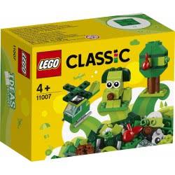 LEGO Classic Δημιουργικά Πράσινα Τουβλάκια 11007 5702016616583