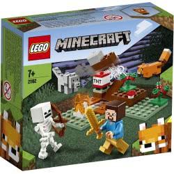 LEGO Minecraft Η Περιπέτεια στην Τάιγκα 21162 5702016618297