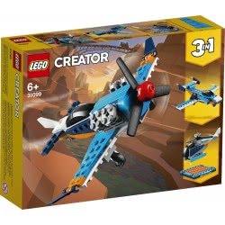 LEGO Creator Ελικοφόρο Αεροπλάνο 31099 5702016616057