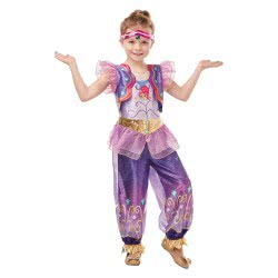 Rubies Shimmer And Shine Costume Shimmer 3 - 4 Ετών 300239S 883028346196