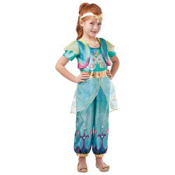 Rubies Shimmer And Shine Costume Shine 5 - 6 Ετών 300238M 883028346172