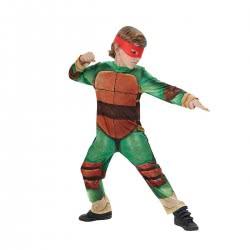 Rubies Teenage Mutant Ninja Turtles Costume 3 - 4 Years 610525S 883028051731