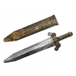 maskarata Μαχαίρι Με Θήκη 48 Εκ. 9498 5212007554522