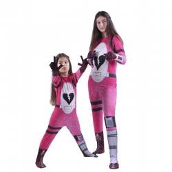 CLOWN Carnaval Costume Pink Bear No.12 104712 5203359001659