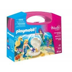 Playmobil Family Fun Magical Mermaids Carry Case 9324 4008789093240