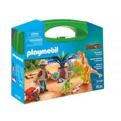 Playmobil Dinos Dino Explorer Carry Case 70108 4008789701084