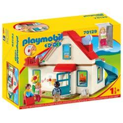 Playmobil Επιπλωμένο Σπίτι 70129 4008789701299