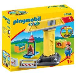 Playmobil Γερανός Κατασκευών 70165 4008789701657