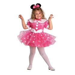 CLOWN Carnival Costume Pink Mouse Νο. 08 19808 5203359198083