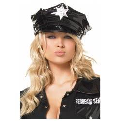 maskarata Καπέλο Αστυνομίας Βυνιλ A1400 5200304414007
