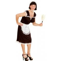 Christakopoulos Carnival Costume Maid Adults 86015 231670860155