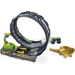 Mattel Hot Wheels Monster Trucks Epic Loop Challenge Σούπερ Λούπ Σετ Παιχνιδιού ΜΤ GKY00 887961833607