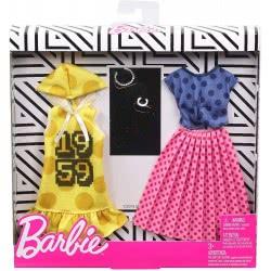 Mattel Barbie Μόδες Σετ Των 2 Τεμαχίων 1959 FKT27 / GHX60 887961805307
