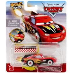 Mattel Disney Pixar Cars Rocket Racing Αυτοκίνητα Lightning Mcqueen Με Τοίχο GKB87 / GKB88 887961822854