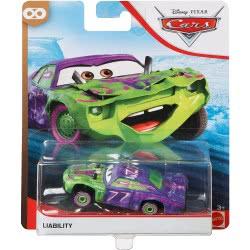 Mattel Disney Pixar Cars Thunder Hollow Series Liability DXV29 / GKB48 887961822526