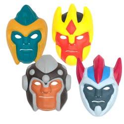 GIOCHI PREZIOSI Gormiti (Gorm Mask) Μάσκα - 4 Σχέδια GRM27000 8056379080374