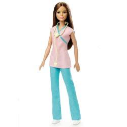 Mattel Barbie Επαγγέλματα Νοσοκόμα FWK89 / GHW34 887961804133