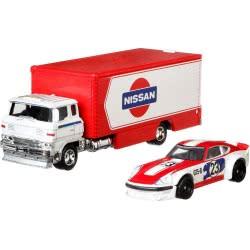 Mattel Hot Wheels Nissan Fairlady Z And Sakura Sprinter Premium Collector FLF56 / FYT14 887961708806
