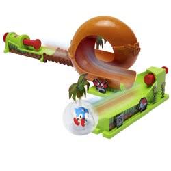JAKKS PACIFIC Sonic The Hedgehog Pinball Set JPA40065 192995400658