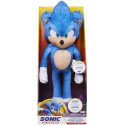 JAKKS PACIFIC Talking Sonic Plush JPA40031 192995400313