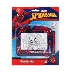 As company Art Greco Magic Scribbler Πίνακας Γράψε Σβήσε Spiderman Travel 1028-13063 5203068130633