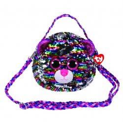 Dotty Shoulder Bag-Sequined, Multicolored 1607-95124 008421951246