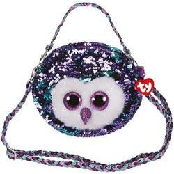 ty Moonlight OWL Shoulder Bag-Seq, Multicolored 1607-95126 008421951260