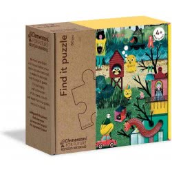 Clementoni Find It Into My Garden Jigsaw Puzzle 1265-16219 8005125162192