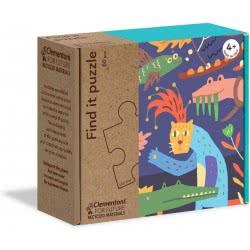 Clementoni Find It Bungle In The Jungle Jigsaw 1265-16221 8005125162215