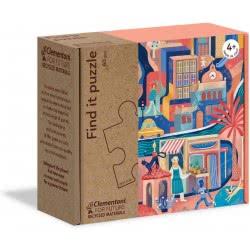 Clementoni Find It Sweetest City Jigsaw 1265-16222 8005125162222