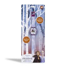 As company Disney Frozen 2 Ψηφιακό Ρολόι 1027-64139 5203068641399