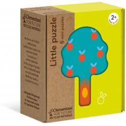 Clementoni Little Garden Jigsaw 6 Pieces 1265-16223 8005125162239