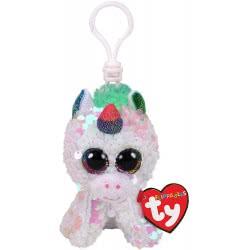 ty Pixy Unicorn Flippable Clip 1607-35319 008421353194