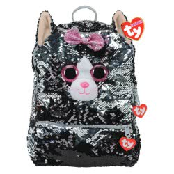 ty Fashion Plush Sequin Square Backpack Kiki 1607-95057 008421950577