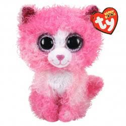 ty Plush Cat Pink 15 Cm 1607-36308 008421363087