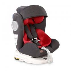 Lorelli Child Seat Lusso, Sps, Isofix, Group 0+/1/2/3, (0-36 Kg) Colour:Dark Grey 1007111 2018 3800151961772