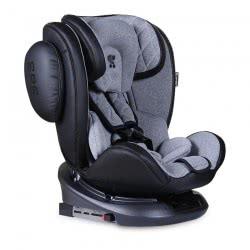 Lorelli Κάθισμα Αυτοκινήτου Aviator SPS Isofix Group 0 + / 1/2/3 (0-36 Kg) 0-12 Ετών, Χρώμα: Γκρι 1007130 1901 3800151986287