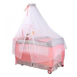 Lorelli Baby Cot Sleep And Dream 2 Layers Plus Rocker Baldachin Pink 1008034 1933 3800151955764