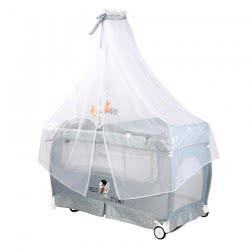 Lorelli Baby Cot Sleep And Dream 2 Layers Plus Rocker Baldachin Grey Cool Cat 1008034 1934 3800151955771