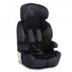 Lorelli Car Seat Iris Isofix Group 1/2/3 (9-36 Kg) 1-12 Years - Black 1007124 1904 3800151974840