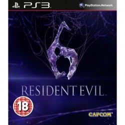 CAPCOM PS3 Resident Evil 6 5055060924921 5055060924921