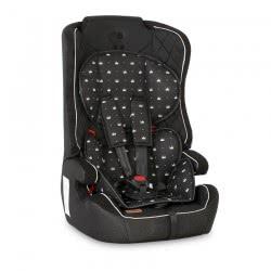 Lorelli Car Seat Explorer Black Crowns Group 1/2/3 (9-36 Kg) 1-12 Years 1007089 2013 3800151969617