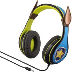 eKids Paw Patrol Chase Ακουστικά Με Μικρόφωνο Και Έλεγχο Έντασης - Πράσινο PW-140CH 092298923994