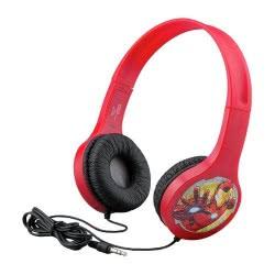 eKids Tech2go Ακουστικά Marvel Avengers Entry Headphones - Κόκκινα AV-V126 092298919577