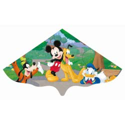 Gunther Mickey Mouse Flying Kite 115 X 63 Cm 1109 4001664011094